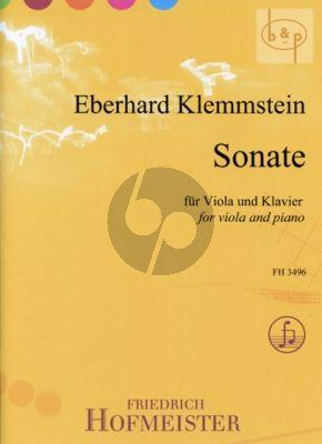 Sonate Viola-Klavier