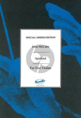McCabe Spielend 2 Violins Book (Archive)
