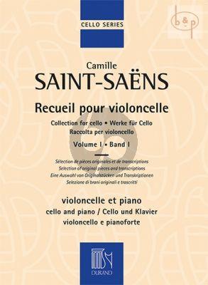 Collection for Cello Vol.1