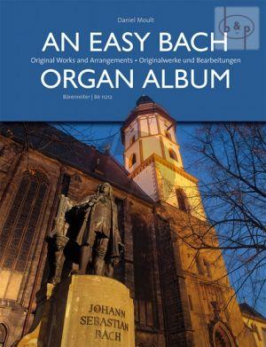 An Easy Bach Organ Album