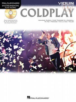 Coldplay Violin