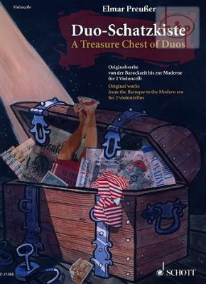 Duo-Schatzkiste (A Treasure Chest of Duos)