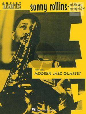 Sonny Rollins-Art Blakey & Kenny Drew with the Jazz Quartet