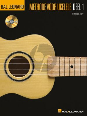 Rev Methode voor Ukulele Vol.1 (Bk-Cd)