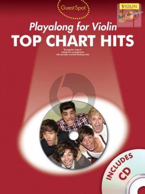 Guest Spot Top Chart Hits Playalong
