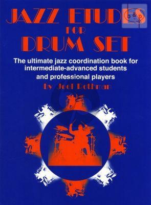 Jazz Etudes for Drum Set