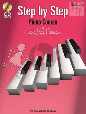 Step by Step Piano Course Vol.1