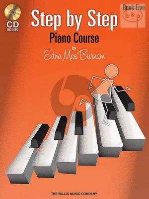 Step by Step Piano Course Vol.5