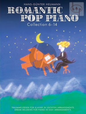Romantic Pop Piano Collection Vol. 6 - 14