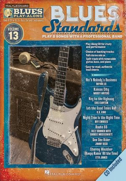 Blues Standards Hal Leonard Blues Play-Along Series Volume 13