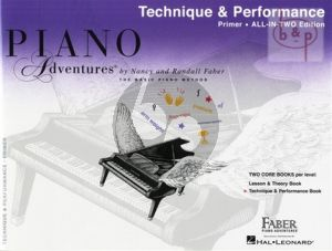 Piano Adventures Technique & Performance Primer