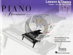Piano Adventures Lesson & Theory Book Primer Level