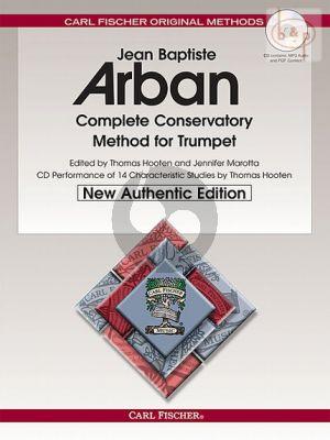 Complete Conservatory Method for Trumpet (Bk-MP3 + PDF Download)