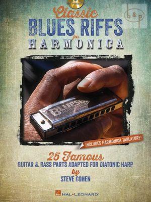 Classic Blues Riffs for Harmonica