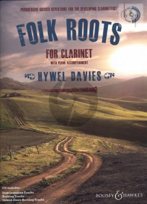 Folk Roots for Clarinet