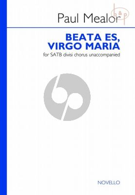Beata Es, Virgo Maria