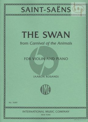 The Swan (from Carnival of the Animals)