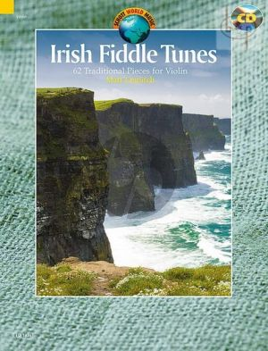 Irish Fiddle Tunes for Violin (62 Traditional Pieces)