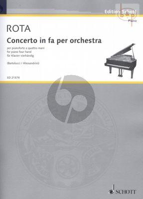 Concerto in F per Orchestra