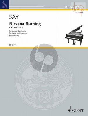 Nirvana Burning Op.30 (Concert Piece)