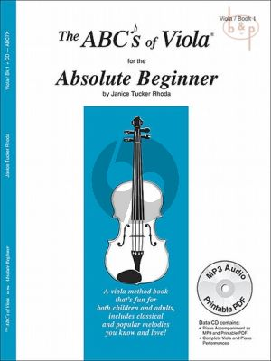 The ABC's of Viola Vol.1