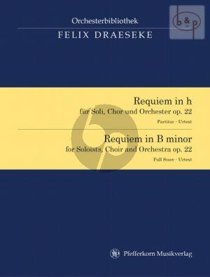 Requiem h-moll Op.22
