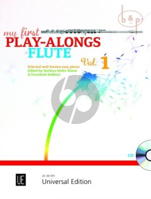 My First Play-Alongs for Flute Vol.1