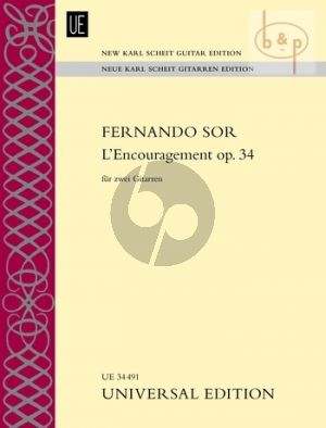 L'Encouragement Op.34 (Score/Parts)