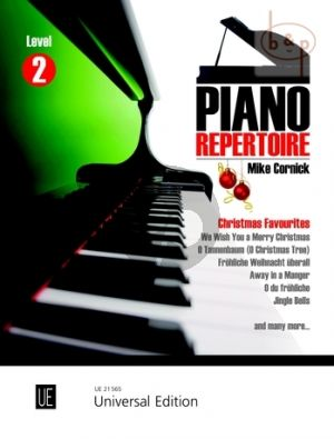 Piano Repertoire Level 2 Christmas Favourites