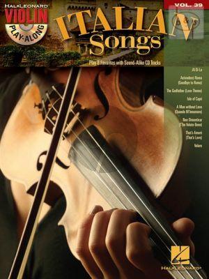 Italian Songs Violin