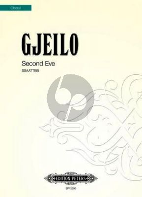 Gjeilo Second Eve SSAATTBB