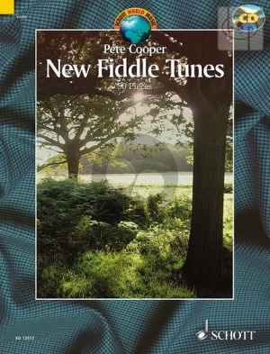 New Fiddle Tunes (50 Pieces)