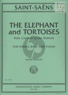 The Elephant and Tortoises