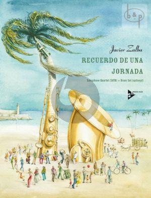 Recuerdos de una Jornada (SATB) with Drum Set