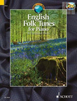 English Folk Tunes (32 Traditional Pieces) (Piano)