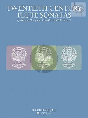 Twentieth Century Flute Sonatas