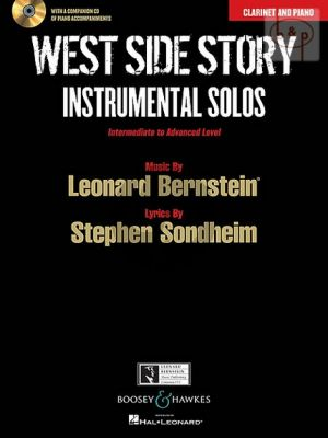 West Side Story Instrumental Solos (Clar.-Piano)