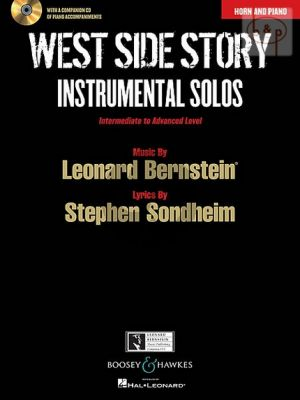 West Side Story Instrumental Solos (Horn-Piano)