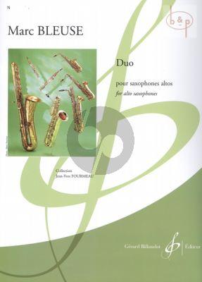 Duo 2 Saxophones alto