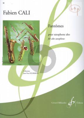 Fantomes Alto Saxophone