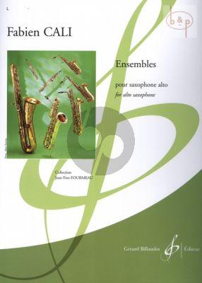 Ensembles (Alto Sax.)