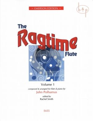 The Ragtime Flute Vol.1 (Flute-Piano)