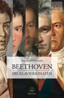 Beethoven Die Klaviersonaten (Hardcover)