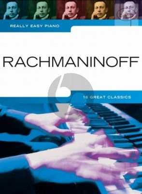 Really Easy Piano Rachmaninoff