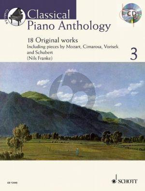 Classical Piano Anthology Vol.3 (18 Original Works)