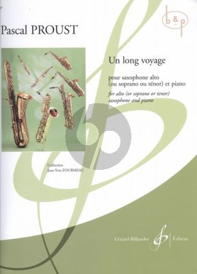 Un Long Voyage (Alto Sax.[Sopr./Tenor]-Piano)