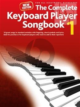 The Complete Keyboard Player New Songbook 1