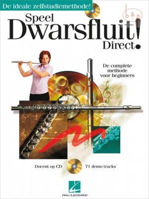 Speel Dwarsfluit Direct! (Komplete Methode voor Beginners) (Bk-Cd)