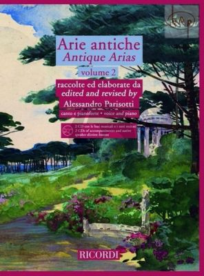Arie Antiche Vol.2 (Voice-Piano)