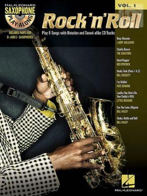 Rock & Roll (Saxophone Play-Along Vol.1)